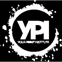 YPI White Logo