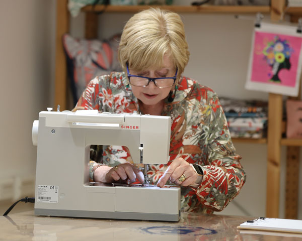 Your Print Institute - Mel B - Sewing